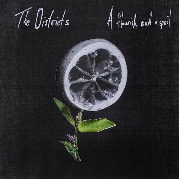the-districts-a-flourish-and-a-spoil-album-cover